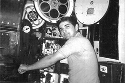 THEN:  Rodkey in 1966. - PHOTO COURTESY OF LARRY RODKEY