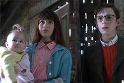 MYSTERIOUS:  Lemony Snicket's A Series of Unfortunate Events is just as the title describes it, but you can't help but root for the intelligent Baudelaire children and laugh at the simple-minded Count Olaf. - PHOTO COURTESY OF NETFLIX