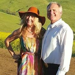 Susie and Mark Barnum