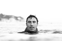 LOCAL:  SLO local and photographer Chris Burkard and his studio are based in Pismo Beach. Burkard has made more than 20 trips to Iceland in the name of art and surfing. - PHOTO COURTESY OF CHRIS BURKARD