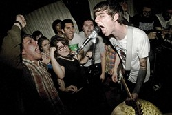 MORE PUNK THAN YOU:  Joyce Manor brings their infectious punk sounds to the Fremont Theater on April 6. - PHOTO COURTESY OF JOYCE MANOR