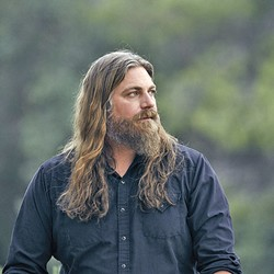 MOUNTAIN MAN :  The White Buffalo, fronted by Jake Smith (pictured), play the Fremont Theater on June 8. - PHOTO COURTESY OF THE WHITE BUFFALO