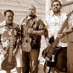 ALOHA!:  Hawaiian act Na Hoa Aloha plays the next Red Barn Community Music Series concert on June 3. - PHOTO COURTESY OF NA HOA ALOHA