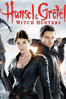 WITCHES BEWARE:  The gore-filled, action-packed flick, 'Hansel and Gretel: Witch Hunters,' tells you what happens when fairy tale kids grow up. - PHOTO COURTESY OF PARAMOUNT PICTURES