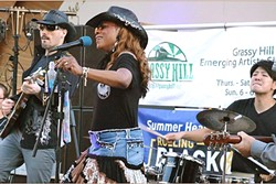 """COUNTRY SOUL:  Petrella, known as the """"First Lady of Country Soul,"""" plays Last Stage West on June 2. - PHOTO COURTESY OF PATRELLA"""