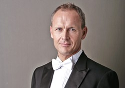 MUSIC DIRECTOR Following the contentious departure of SLO Symphony conductor Michael Nowak in 2015, the organization spent more than a year searching for a new musical director before announcing the hire of Andrew Sewell on June 13. - PHOTO COURTESY OF SLO SYMPHONY