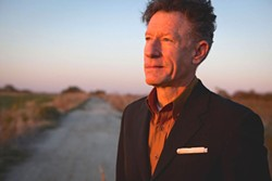 LOVE LOVETT Lyle Lovett & His Large Band play the Performing Arts Center on July 19, bringing his amazing music, wit, charm, and hairdo. - PHOTO COURTESY OF LYLE LOVETT