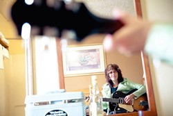 AMERICANA TIME Nashville Singer-Songwriter Amelia White plays Templeton Tennis Ranch on July 20. - PHOTO COURTESY OF AMELIA WHITE