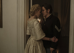 TROUBLE During the Civil War, a wounded Union soldier's presence at a Southern girls' boarding school leads to sexual tension and betrayal. - PHOTO COURTESY OF FOCUS FEATURES