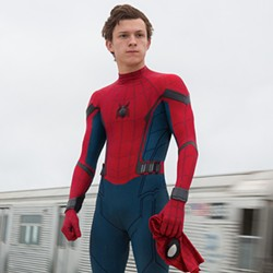 SUPER GROWING PAINS In Spider-Man: Homecoming a young Peter Parker (Tom Holland) struggles with wanting to do more as a super hero. - PHOTO COURTESY OF SONY PICTURES