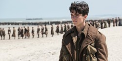 LAND We watch as Tommy (Fionn Whitehead) desperately tries to get off the beach at Dunkirk and on a boat home. - PHOTO COURTESY OF WARNER BROS. PICTURES