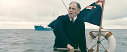 SEA Mr. Dawson (Mark Rylance) is one of many civilians who sailed into danger to rescue stranded soldiers who were surrounded by the German army. - PHOTO COURTESY OF WARNER BROS. PICTURES