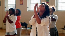 DANCE The documentary Step follows the lives of teen girls on a step dance team in Baltimore, trying to be the first in their families to go to college. - PHOTO COURTESY OF IMPACT PARTNERS