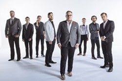 ALABAMA BLUE-EYED SOUL St. Paul and the Broken Bones also plays the Avila Beach Golf Resort on Aug. 25. - PHOTO COURTESY OF DAVID MCCLISTER