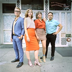 THE BEATLES MEET MOTOWN Soul-pop-rock quartet Lake Street Dive plays Tooth & Nail Winery on Aug. 29. - PHOTO COURTESY OF LAKE STREET DIVE