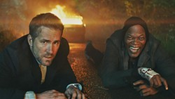 SWITCHING SIDES Enemies are forced to work together in The Hitman's Bodyguard. - PHOTO COURTESY OF SUMMIT ENTERTAINMENT