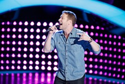 THAT VOICE, THO The second 805 Country Music event of the summer brings you The Voice's 2015 third place winner Barrett Baber on Sunday, Sept. 3. - PHOTO COURTESY OF BARRETT BARBER