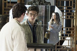 COMPLICATED Newly out of college, Thomas Webb's (Callum Turner) world begins to shift when he realizes his father is having an affair in The Only Living Boy in New York. - PHOTO COURTESY OF AMAZON STUDIOS