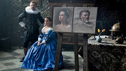 FORCED A young and poor orphan girl, Sophia (Alicia Vikander), marries a rich and powerful merchant (Christoph Waltz) out of necessity. - PHOTOS COURTESY OF THE WEINSTEIN COMPANY