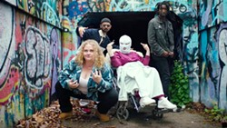 UNIQUE An unlikely rapper finds her way in the film Patti Cake$. - PHOTO COURTESY OF FOX SEARCHLIGHT PICTURES