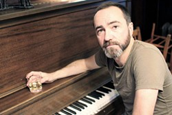 INDIE ROCK HERO The Shins, featuring singer-songwriter James Mercer, play Vina Robles Amphitheatre on Sept. 28. - PHOTO COURTESY OF THE SHINS