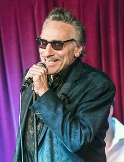 SLICK RICK Rick Estrin and the Night Cats bring their down and dirty blues and roadhouse rock to Gio's by the Bay on Sept. 30. - PHOTO COURTESY OF RICK ESTRIN