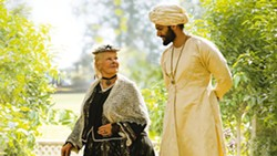 ODD COUPLE Victoria and Abdul tells the true story of an unlikely friendship between a clerk from India and the Queen of England. - PHOTO COURTESY OF FOCUS FEATURES
