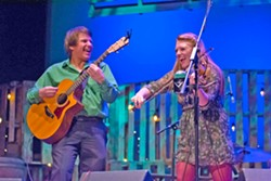 FIDDLE ME THIS Portland-based AmeriCeltic band Castletown plays the Frog and Peach on Nov. 7. - PHOTO COURTESY OF CASTLETOWN