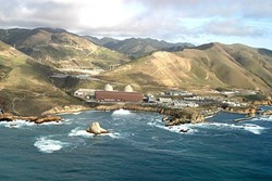 NAIL-BITER Local community leaders will travel to San Francisco on Nov. 28 to advocate for the California Public Utilities Commission's approval of an application to shutter Diablo Canyon Nuclear Power Plant by 2024-25. - FILE PHOTO