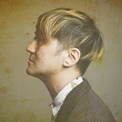 MUSICAL MAGICIAN Multi-instrumentalist, looper, vocalist, and orchestral pop violinist Kishi Bashi plays the Fremont Theater on Nov. 24. - PHOTO COURTESY OF KISHI BASHI