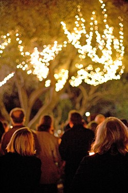 REMEMBRANCE The Hospice of San Luis Obispo County has created an event where the community can take a moment to remember their lost loved one. - PHOTO COURTESY OF HOSPICE OF SAN LUIS OBISPO COUNTY