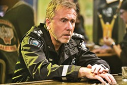 DR. JECKYLL OR MR. HYDE? Tim Roth stars as small town police chief Jim Worth whose drinking problem brings out his violent, ruthless alter ego Jack Devlin. - PHOTO COURTESY OF KUDOS FILM AND TELEVISION