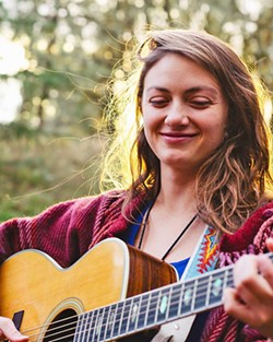 LADIES NIGHT For the Folks hosts singer-songwriters Caitlin Jemma and Margo Cilker on Dec. 14, at Bang the Drum. - PHOTO COURTESY OF CAITLIN JEMMA