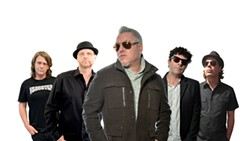 SMASH THIS Big hitter of the late '90s Smash Mouth comes to The Fremont Theater on Thursday, Dec. 21, at 9 p.m. - PHOTO COURTESY OF SMASH MOUTH