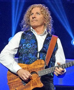 CHRISTMAS LEGEND Cambria native and three-time Grammy nominee David Arkenstone brings the Winter Solstice to life at Painted Sky Studios Thursday, Dec. 21, at 7:30 p.m. - PHOTO COURTESY OF DAVID ARKENSTONE