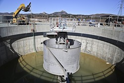 GET THAT DISCOUNT A new county program will provide a 20 percent discount on the annual Los Osos sewer service charge, for a savings of about $200 per year. - FILE PHOTO BY DYLAN HONEA-BAUMANN