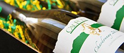 BOTTLED GOODNESS A regulatory compliance company is working with Cal Poly to expand its wine and viticulture department. - PHOTO COURTESY OF CALPOLYWINE.COM