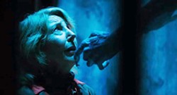 "UNREAL In Insidious: The Last Key, parapsychologist Elise Rainier (Lin Shaye) continues her voyage into the ""further."" - PHOTO COURTESY OF UNIVERSAL PICTURES"