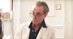EXACTING Reynolds Woodcock (Daniel Day-Lewis), a fastidious London dress designer in the 1950s, uses his unsparing eye to examine his creation. - PHOTOS COURTESY OF ANNAPURNA PICTURES AND FOCUS FEATURES