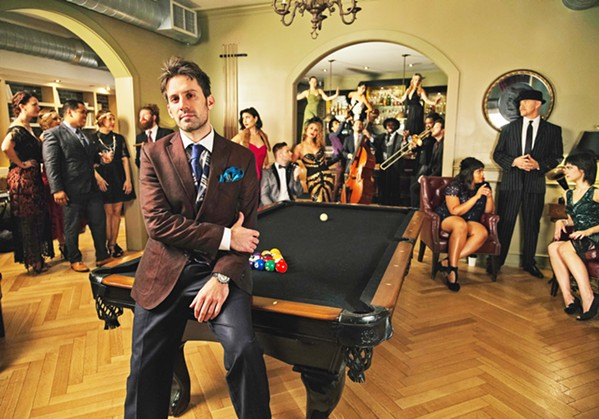 SOLD OUT! Scott Bradlee's Postmodern Jukebox on Feb. 9, at the Fremont Theater, is—like many of the venue's upcoming shows—already sold out. Buy your tickets early! - PHOTO COURTESY OF BRAVERIJAH GREGG