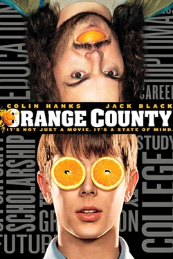 THE O.C. Orange County tells the story of Shaun Brumder, a high school senior in a wealthy, dysfunctional family with a dream of escaping to Stanford to study creative writing. - IMAGE COURTESY OF PARAMOUNT PICTURES