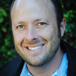 ACCUSED Local author Jay Asher, whose young adult novel 13 Reasons Why became a Netflix series, is the latest figure in entertainment to face allegations of sexual misconduct connected with the #MeToo movement. - PHOTO COURTESY OF JAY ASHER'S FACEBOOK
