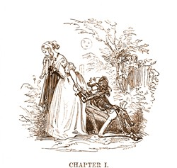 """NOW OR LATER Once you pop the question, it's time to decide how long you want to wait before you officially say """"I do."""" - ILLUSTRATION COURTESY OF THE BRITISH LIBRARY ARCHIVES"""
