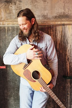 TRUE GRIT Austin-based Americana singer-songwriter Josh Field will bring his dark and desperate sounds to Last Stage West on Feb. 23, Luna Red on Feb. 24, and the Pour House on March 1. - PHOTO COURTESY OF JOSH FIELD