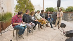 MUSIC CON! Anyone connected to or interested in the Central Coast music scene is invited to Music Con, a daylong music convention with opportunities to network with music scene makers, listen to panel discussions, jam, and more, at Tooth & Nail Winery on March 18. - PHOTO COURTESY OF MUSIC CON