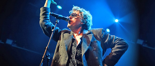 LOVE HIS WAY The Psychedelic Furs with original frontman Richard Butler bring their one-of-a-kind sound to the Fremont Theater on March 9. - PHOTO COURTESY OF RICHARD BUTLER AND THE PSYCHEDELIC FURS