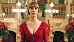 SEDUCTRESS Russian ballerina Dominika Egorova (Jennifer Lawrence) becomes a sparrow, a spy trained to seduce and manipulate her targets. - PHOTO COURTESY OF CHERNIN ENTERTAINMENT