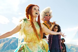 ACROSS THE UNIVERSE In A Wrinkle in Time, a girl and her brother must travel across time and space to find their father, with the help of three celestial guides. - PHOTO COURTESY OF WALT DISNEY PICTURES
