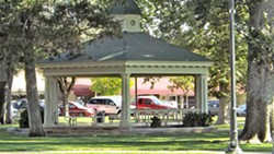 SOLVING PARKING Amid increased concerns about a need for more downtown parking, the Paso Robles City Council is mulling building a parking garage. - PHOTO COURTESY OF KEN FIGLIOLI