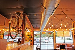 Nautical Bean's new location on Parker St. in SLO. - PHOTO COURTESY OF NORA MURPHY